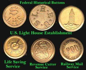 federal buttons